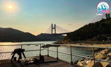 馬灣沙灘|半小時直達馬灣隱世沙灘!超美青馬大橋全景+海景日落