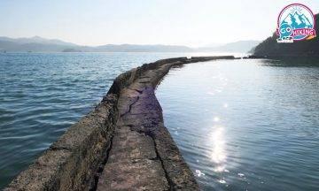 曝罟灣|超美半月形海上堤圍 西貢上窰郊遊徑路線+靚景位