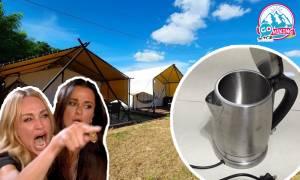 女友露營帶電熱水煲 神邏輯令男友狂翻白眼:冇常識有冇得救?
