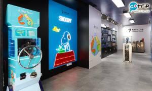 首間異度空間工作室實體店進駐旺角!超靚姆明/KAKAO FRIENDS/小王子/Snoopy口罩