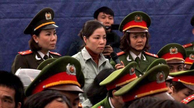 越南女子阮氏慧照片(圖片來源:VnExpress)