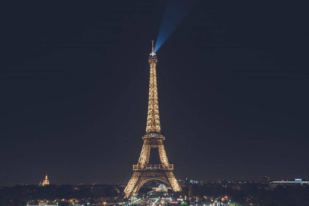 巴黎鐵塔(圖片來源:Pexels@Pixabay)