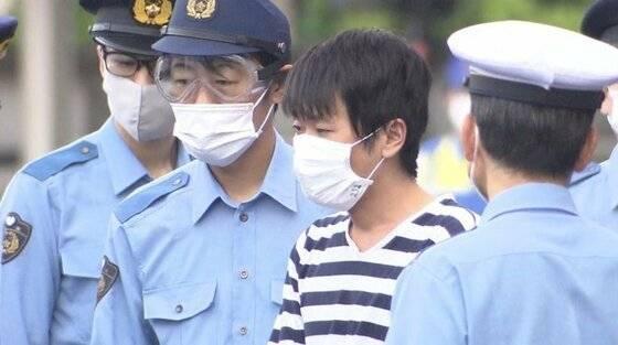 水元義人被捕(圖片來源:fnn.jp)