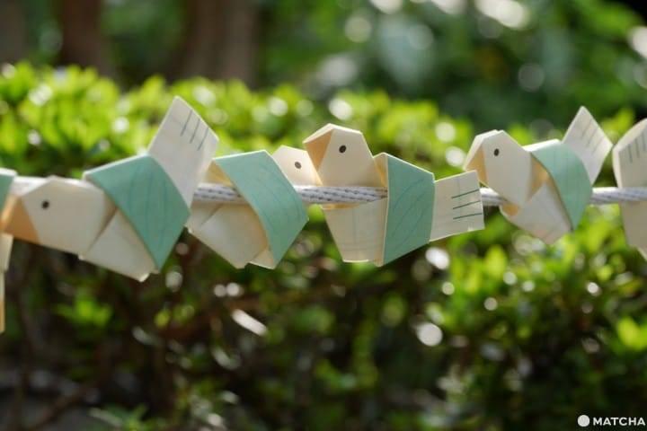 鳩森八幡神社代表的動物就是鴿子