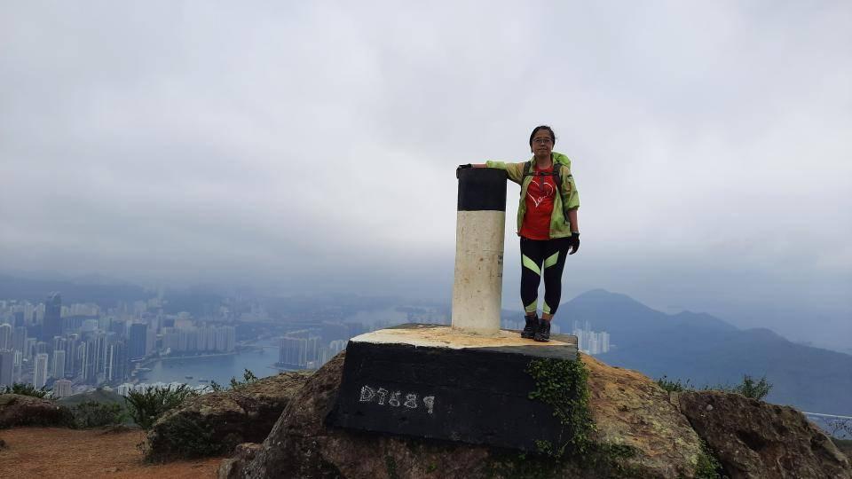 石龍拱高海拔474米,在此可以看到360度優美景觀