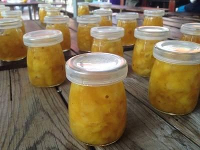 【菠蘿園】手工製菠蘿果醬(圖片來源:機薈低碳農莊)