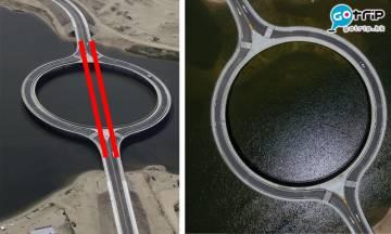 烏拉圭加爾松潟湖大橋被嘲大白象工程 原來環狀設計背後有原因
