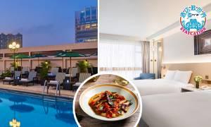 抵到癲!尖沙咀酒店Staycation人均$160起 包兩餐+27小時住宿