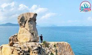 長洲行山|長洲海景行山路線 登上小長城 花坪石+叮噹石