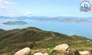 龍蝦灣郊遊徑|2小時行山路線 綠蛋島/火石洲/果洲群島360度無敵海景