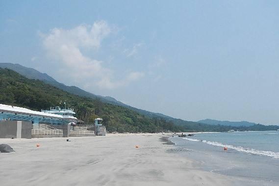 長沙泳灘(圖片來源:康文署)