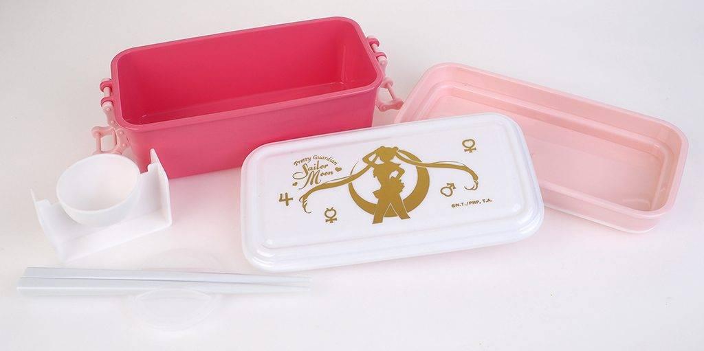 美少女戰士食物盒()