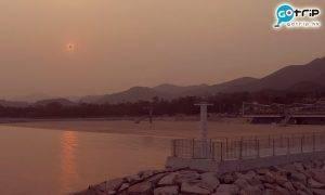 龍尾泳灘即將啟用 大埔首個公眾泳灘+日落打卡必去