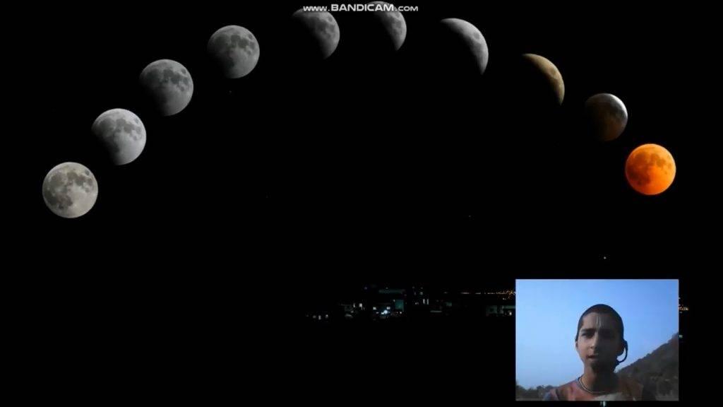 【印度神童預言】木星與土星在近400年來,到達距離最接近的一次合相(圖片來源:YouTube@Abhigya Anand)