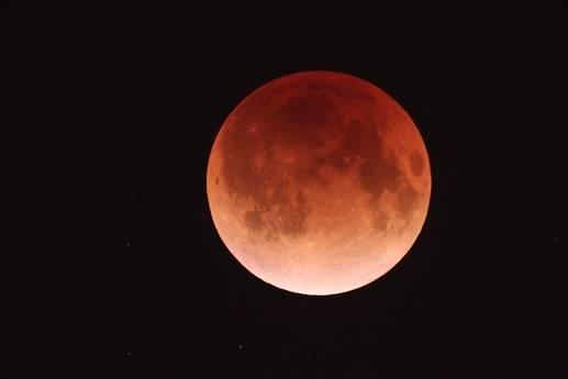 5月尾將出現「血月」月全食(圖片來源:太空館)