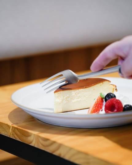巴斯克芝士蛋糕