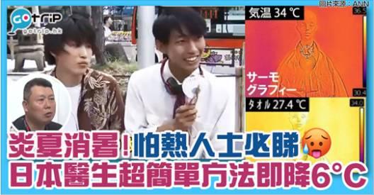 慳電降溫方法|日本節目教2分鐘降溫方法 超有用又慳電!想冷氣快速涼 反而調低冷氣溫度唔一定有效