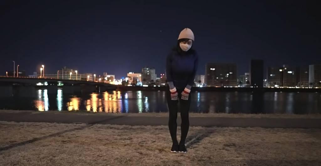 日本網紅「千春(Chiharu)」(圖片來源:「むね肉ちはる」YouTube頻道)