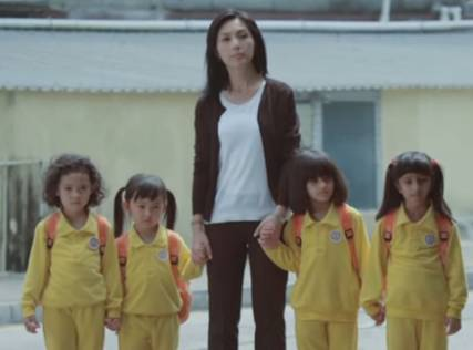 圖片來源:《五個小孩的校長》劇照