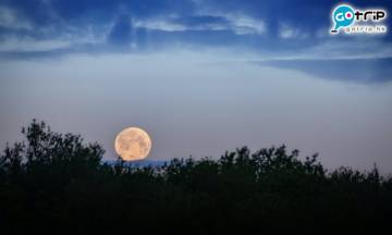 超級月亮|香港5月尾將出現「血月」月全食+全年最大滿月「超級月亮」