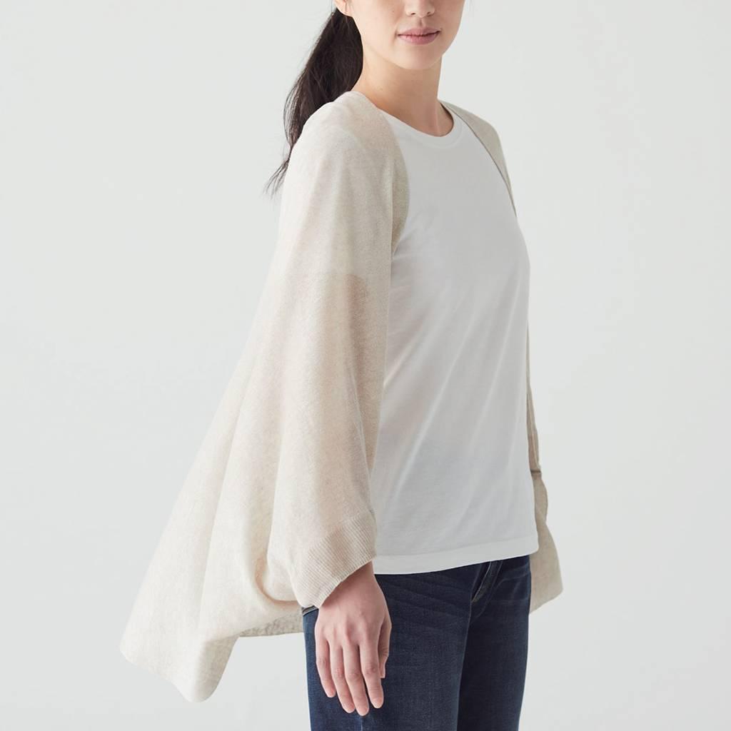 麻質披肩/圍巾 優惠價:HK – HK6(原價:HK – HK0)