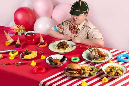 推出多款新主菜,包括安格斯牛肉漢堡、瑞士汁乾炒牛河等(圖片來源:普慶餐廳@Facebook )