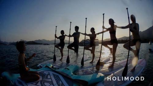 【2021香港好去處】市區都可以上山下海 三大戶外刺激體驗(獨木舟|直立板瑜伽|激流溪降)