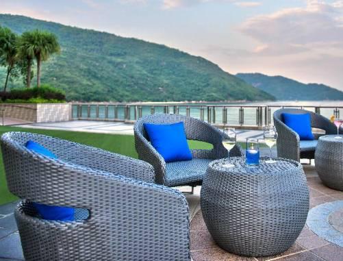 5月壽星可享香港愉景灣酒店 Café bord de Mer & Lounge 免費自助餐。(圖片來源:香港愉景灣酒店)