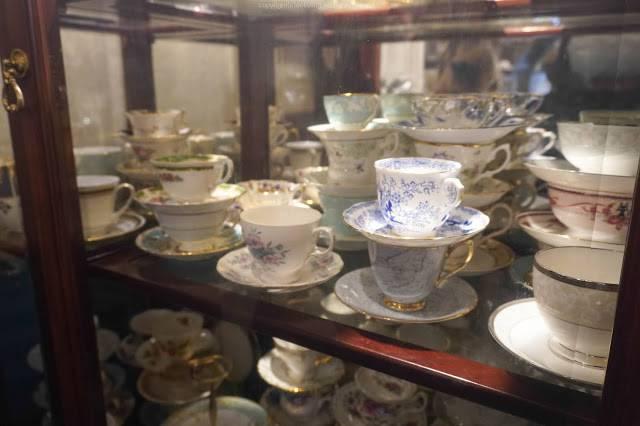 古典茶杯選擇繁多