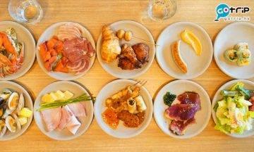 Thai Market|元朗$238任食50款菜式!食足4小時泰式自助午餐