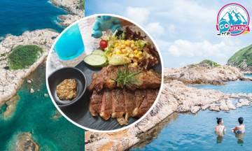 綠蛋島|西貢一日遊!港版馬爾代夫綠蛋島浮潛+海旁歎下午茶+西貢隱世打卡位