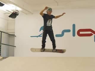 讓喜愛滑雪的朋友有效地訓練(圖片來源:官方圖片)