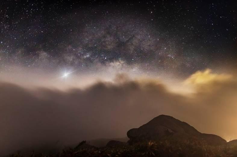 銀河攝影高人Francis So推介了5個本地追星地點(圖片來源:Francis So)