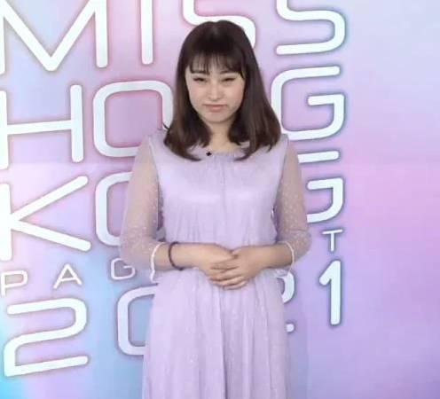 其他佳麗(圖片來源:無綫娛樂新聞台截圖)