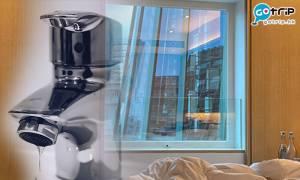 港男住酒店聽到沖廁聲 徹夜心驚膽跳 朋友更高呼出聲