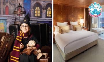 文華東方酒店大玩魔法主題 入住學隱形煮魔藥 吸哈利波特迷