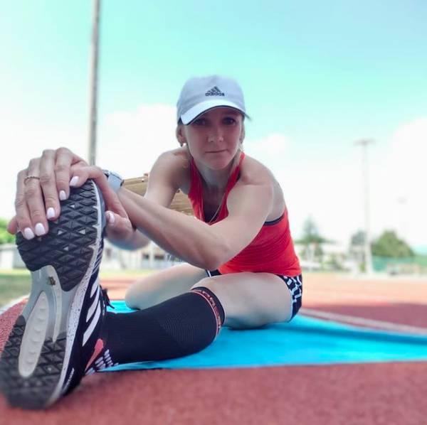 Olga Rypakova為一名田徑運動員。(圖片來源:olgarypakova_official Instagram)