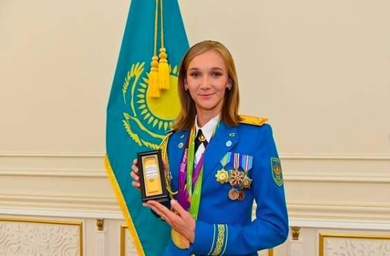有網民表示除口罩後的Olga Rypakova有很大落差,其實真人亦非常美麗!(圖片來源:olgarypakova_official Instagram)