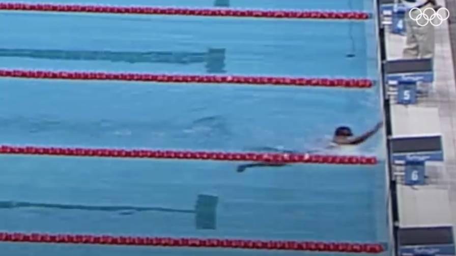 東京奧運|非洲泳手創最慢紀錄 不是冠軍卻是傳奇!(圖片來源:IG@olympics)