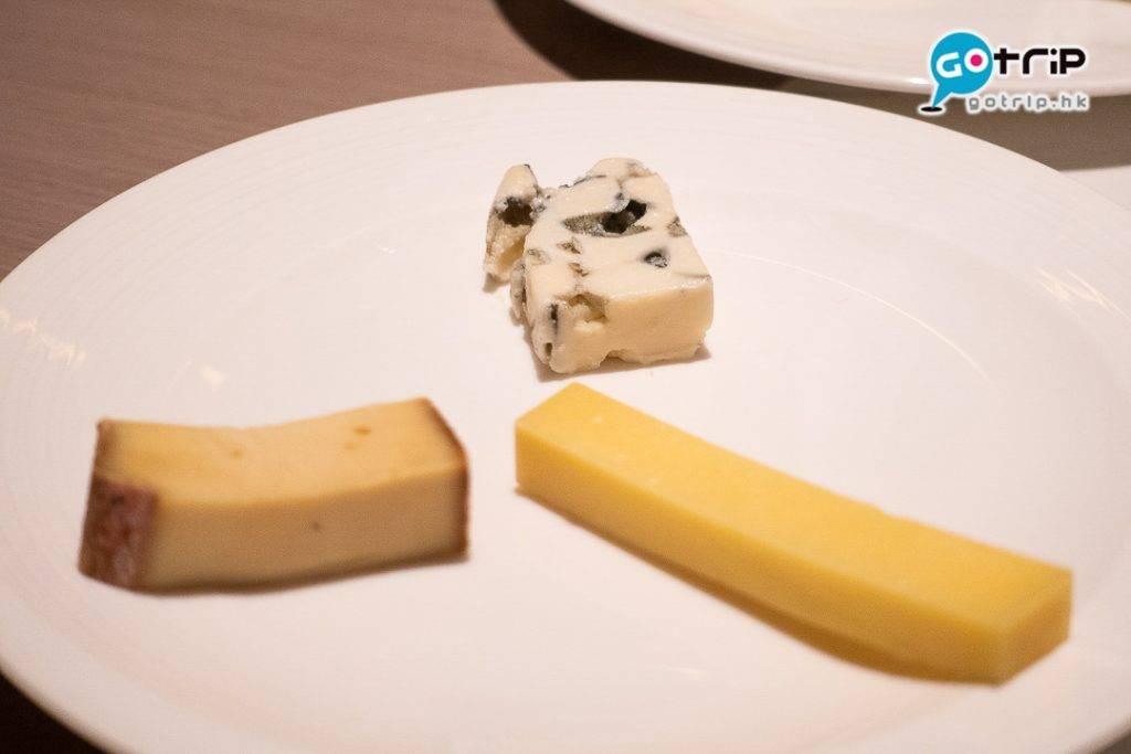 藍芝士味道好「獨特」,大家有興趣一試嗎?(圖片來源:GOtrip編輯部 / 陳俊堯 攝)