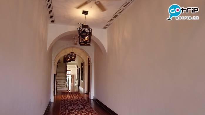 富衛1881公館酒店內外都有很多打卡位。(圖片來源:GOtrip編輯部 / 石欣桐 攝)