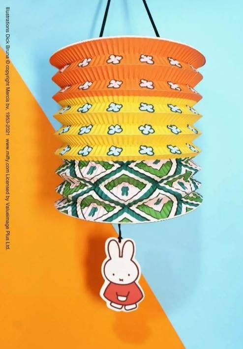 Miffy懷舊燈籠(圖片來源:Goodie Shop, Smile Yogurt)