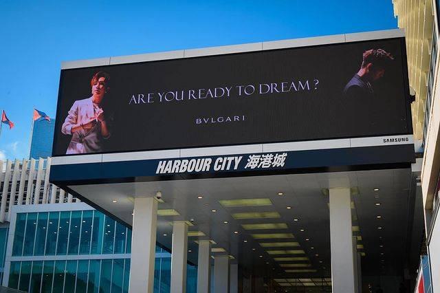 香港商場|最近香港人氣男團MIRROR常常在海港城出席各項品牌活動(圖片來源:IG@harbourcity)