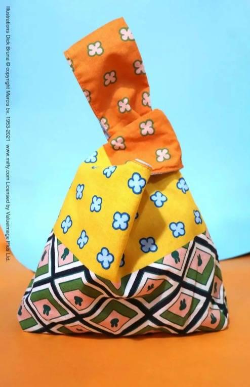 Miffy雙面日式手挽袋(圖片來源:Goodie Shop, Smile Yogurt)