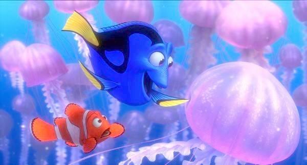 答案係Nemo (因為Finding Nemo)(圖片來源:《海底奇兵》)