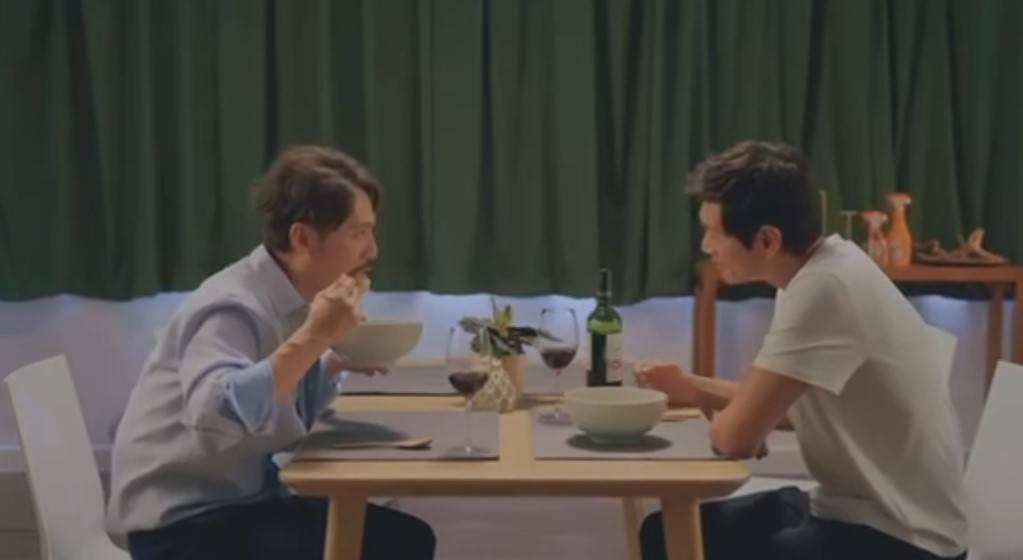 黃德斌近日就發佈了一條與陳子豐的合作影片,不少搞笑埸面(圖片來源:Facebook@黃德斌Kenny)