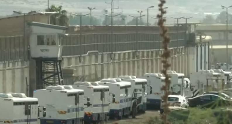 吉勒博阿監獄(Gilboa Prison)是專門囚禁恐怖份子的監獄,向來戒備森嚴(圖片來源:公視新聞網)