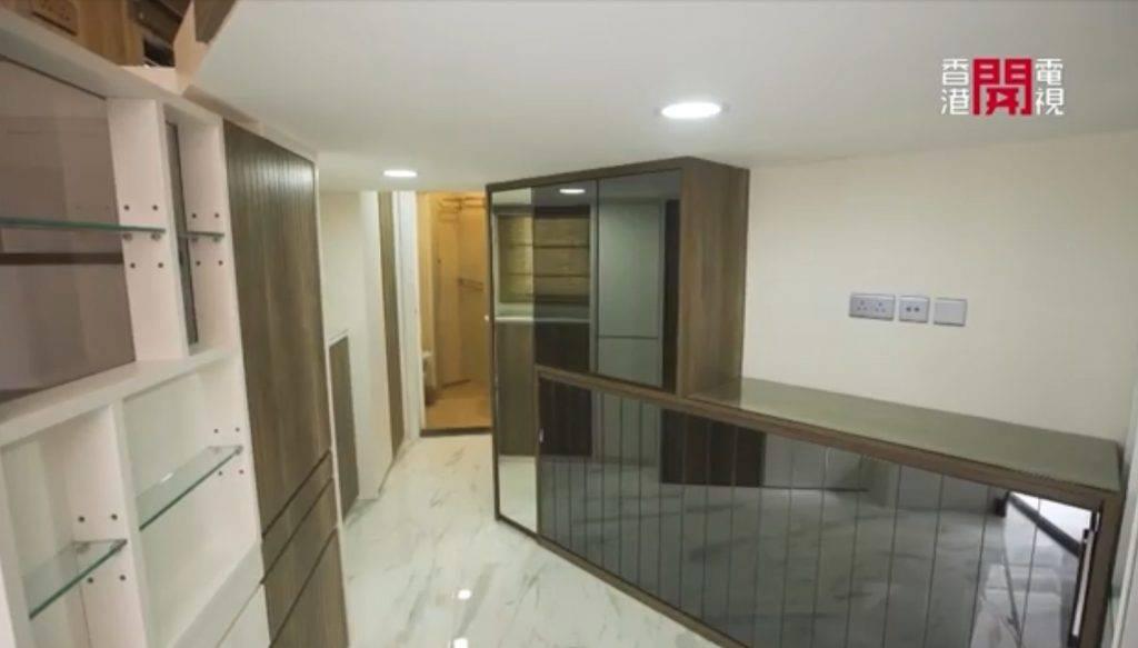 單位室內可用面積只有169平方呎(圖片來源:Youtube 有線電視 CABLE TV & 有線新聞 CABLE News 截圖)