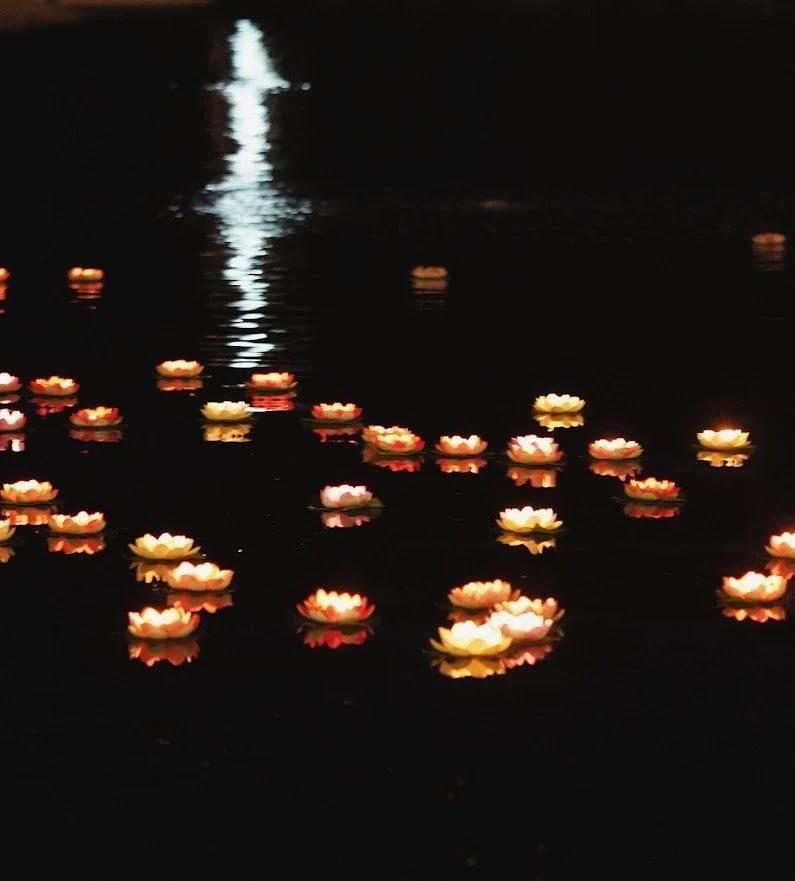 大埔 Lake House「花燈許願祭」(圖片來源:Lake House)