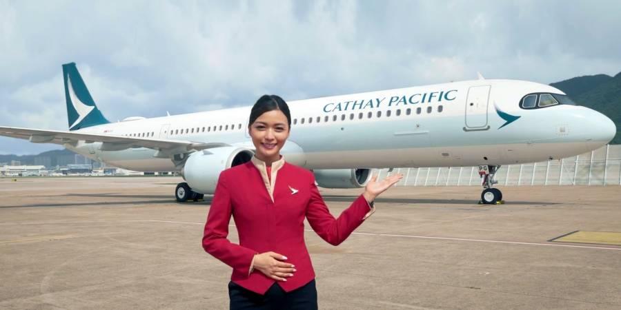 (圖片來源:Cathay Pacific)